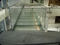 Fish & Richardson glass bridge