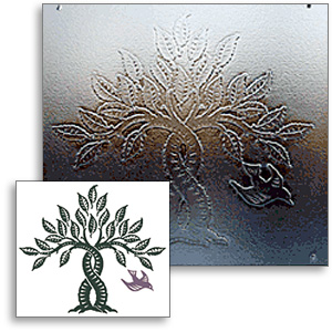 Jockimo AAG Cast Glass Trees Logo