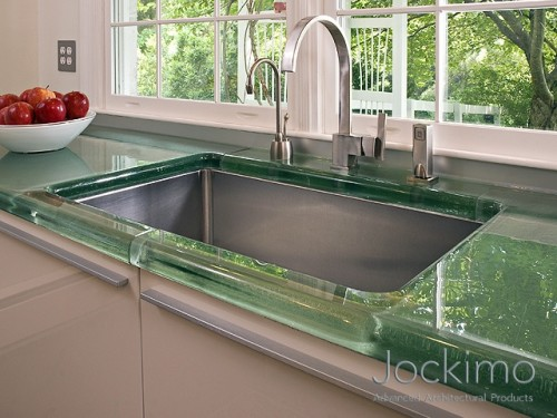 ThickGlass™ Kitchen Counter