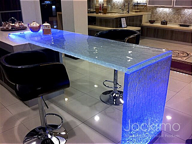 Jockimo Thickglass™ Counter Top